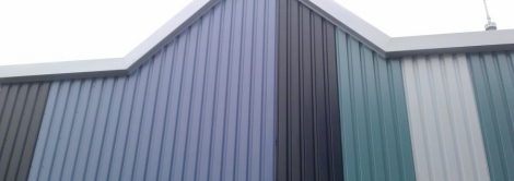 SAB trapezoidalprofiles in Colorcoat HPS200 Ultra